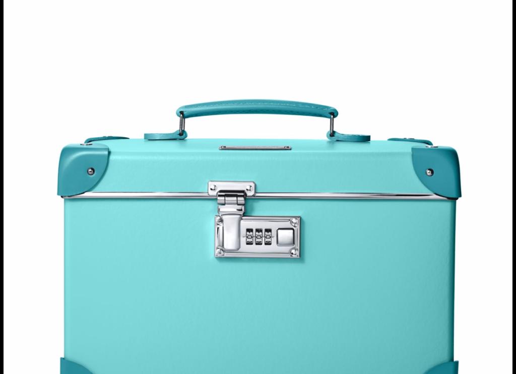 Tiffany Blue Vanity Case