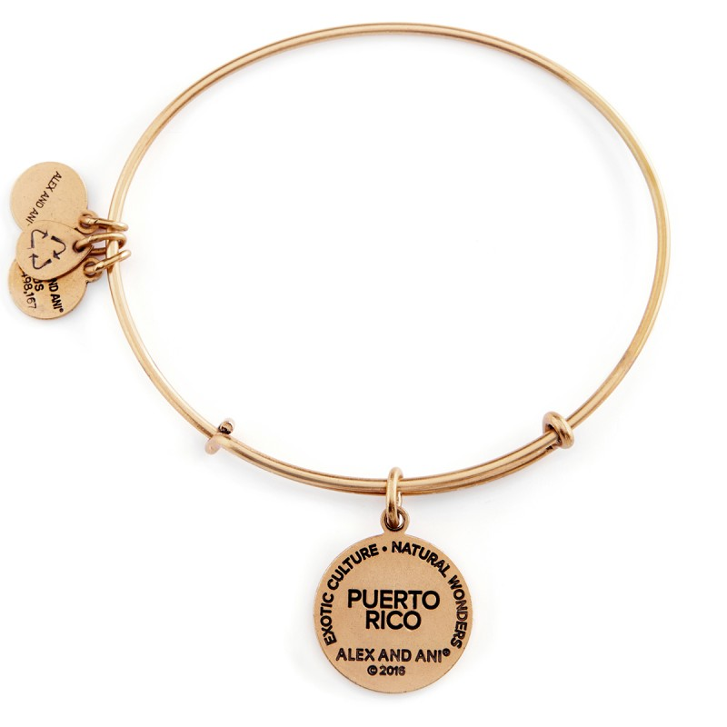 ALEX & ANI Donating 100% of Proceeds of Puerto Rico Charm ...