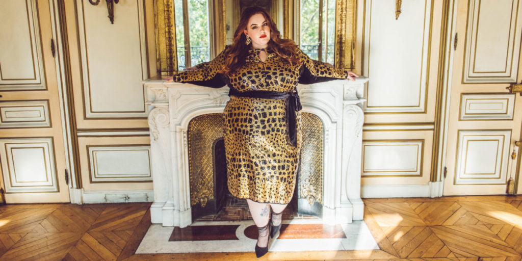 The NOIR Collection by Eloquii featuring Tess Holliday