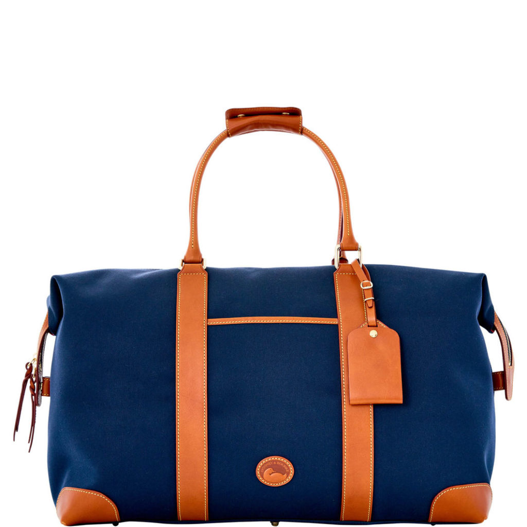 medium size duffel bag from dooney and bourke