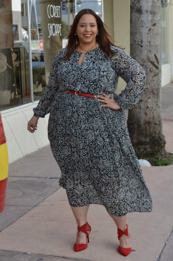 tampa fashion blogger and influencer farrah estrella