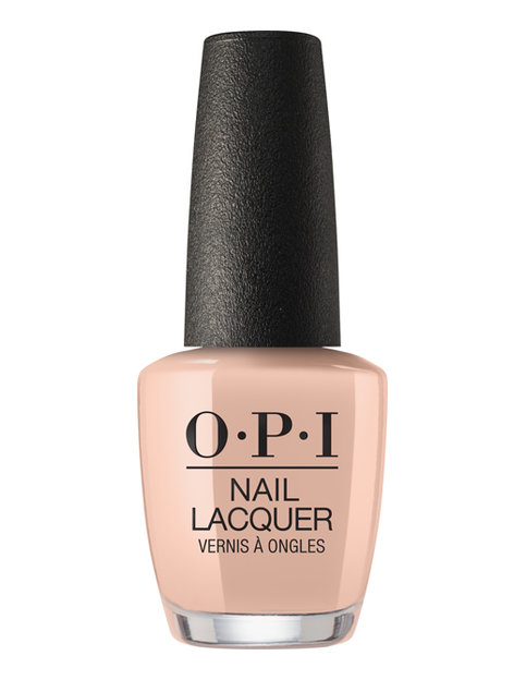pale to the chief nail color by opi