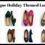 8 Unique Holiday Themed Loafers