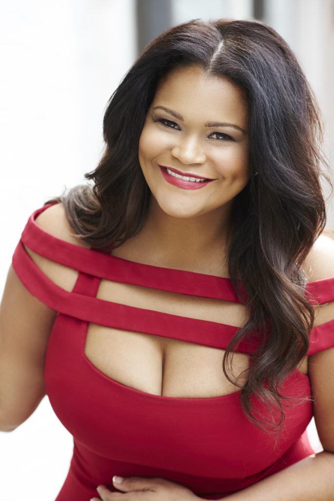 Dominican Plus Size Model Christina Mendez