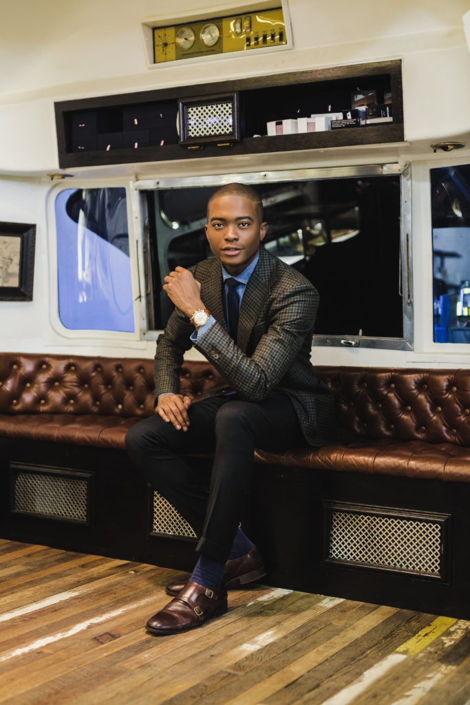 fashion blogger and influencer igee okafor
