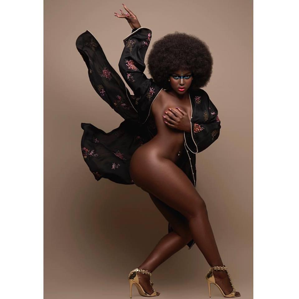 negra latina