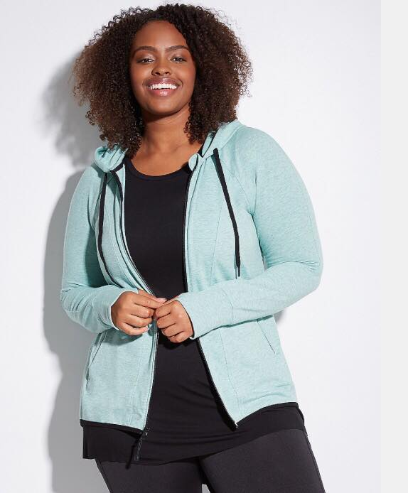 live active jacket from lane bryant