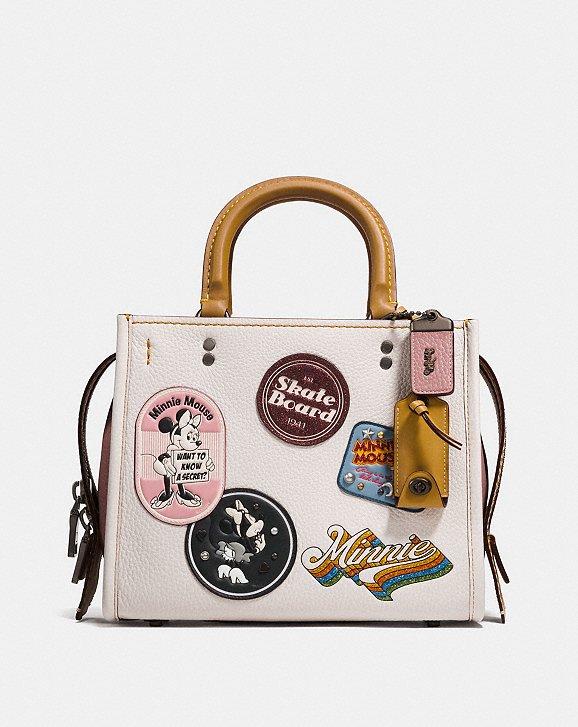disney x coach bag