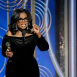 Oprah Receives The Cecil B. DeMille Award for Lifetime Achievement at The 2018 Golden Globes