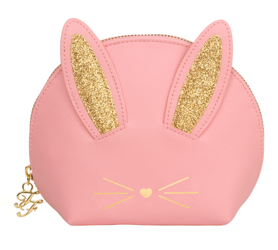 too faced bunny makeup bag