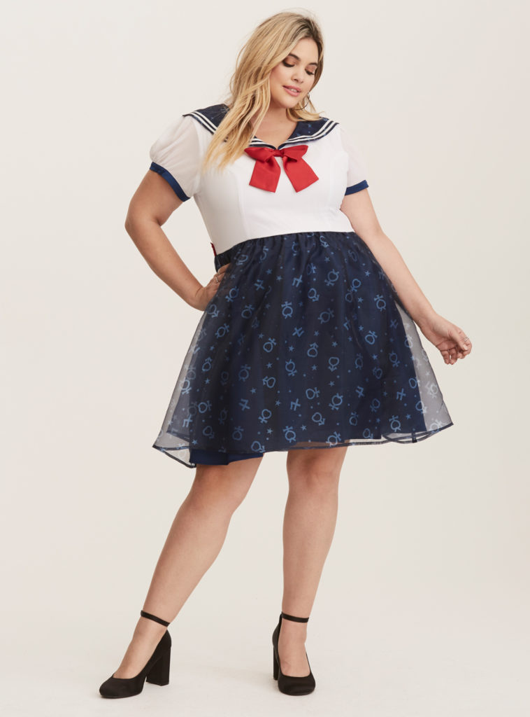 torrid sailor moon collection