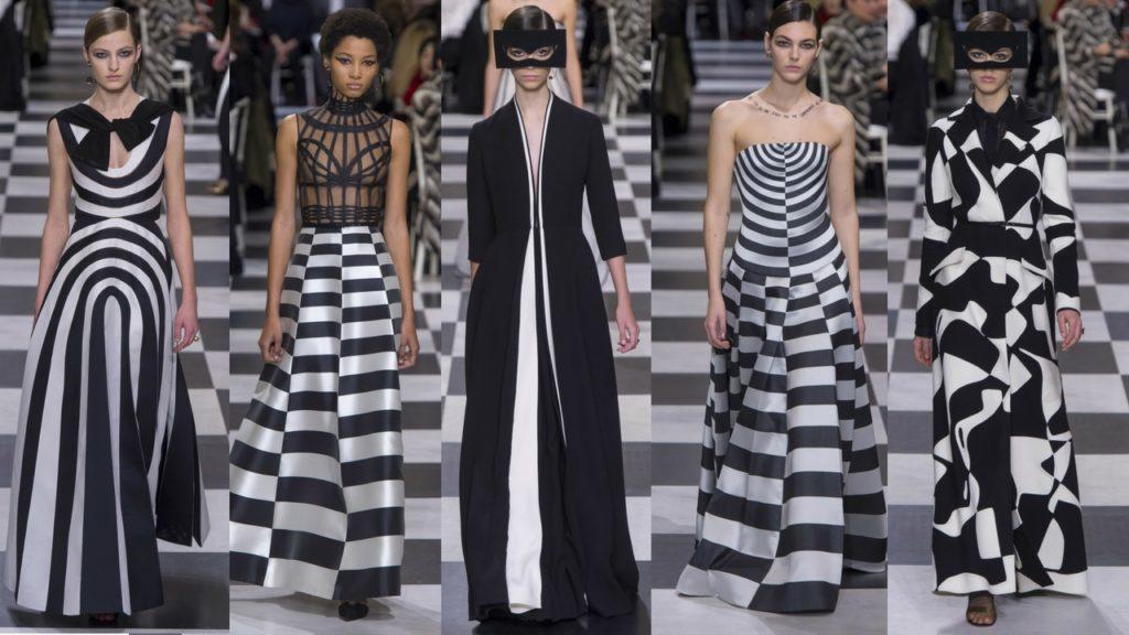 Christian Dior Haute Couture Spring 2018 Show in Paris