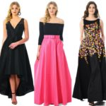 Online Retailer eShakti Now Offering Prom Dressess in Sizes 0 to 36
