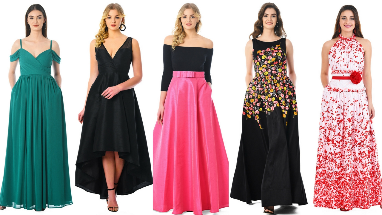 0ace9d4b4263d Online Retailer eShakti Now Offering Prom Dressess in Sizes 0 to 36