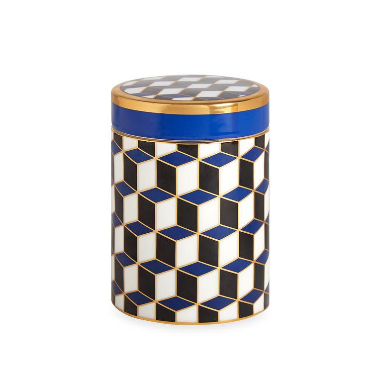 jonathan adler blue canister