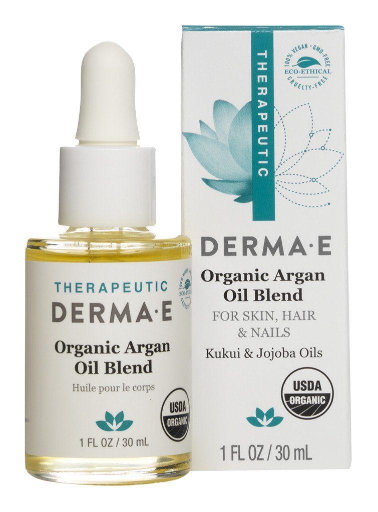 dermae organic argan oil blend