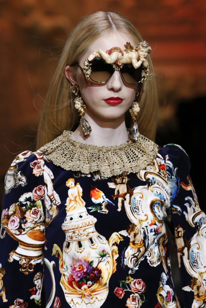 dolce and gabbana eyewear 2018
