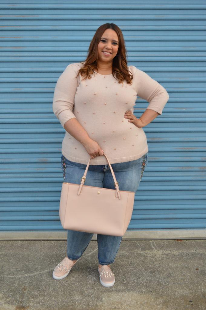 bloggera dominicana de talla grande farrah estrella