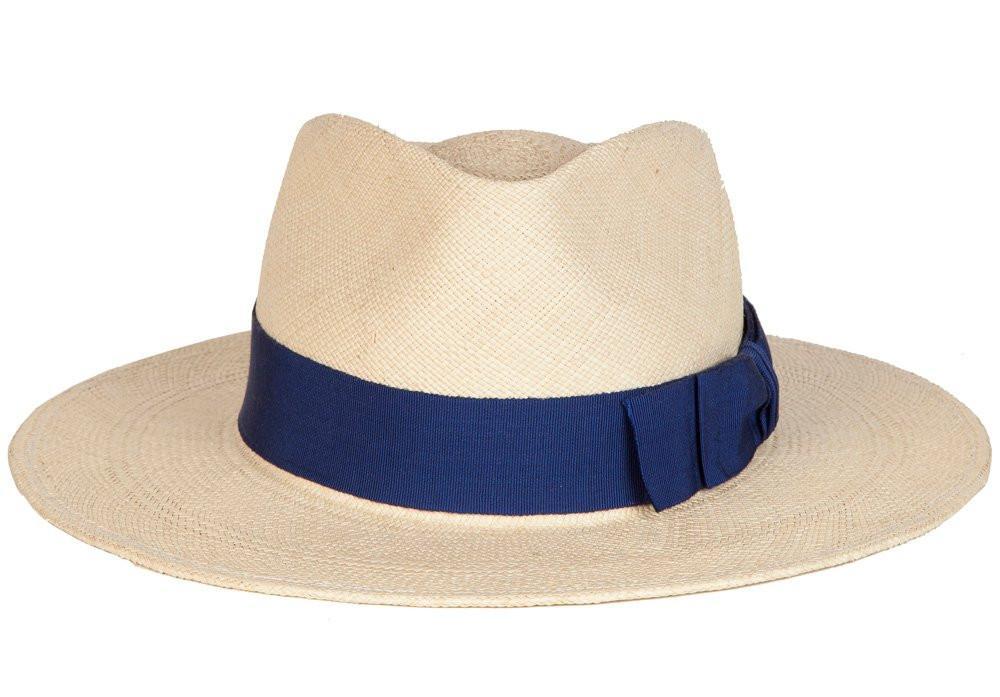 Kennedy panama hat by gladys tamez millinery