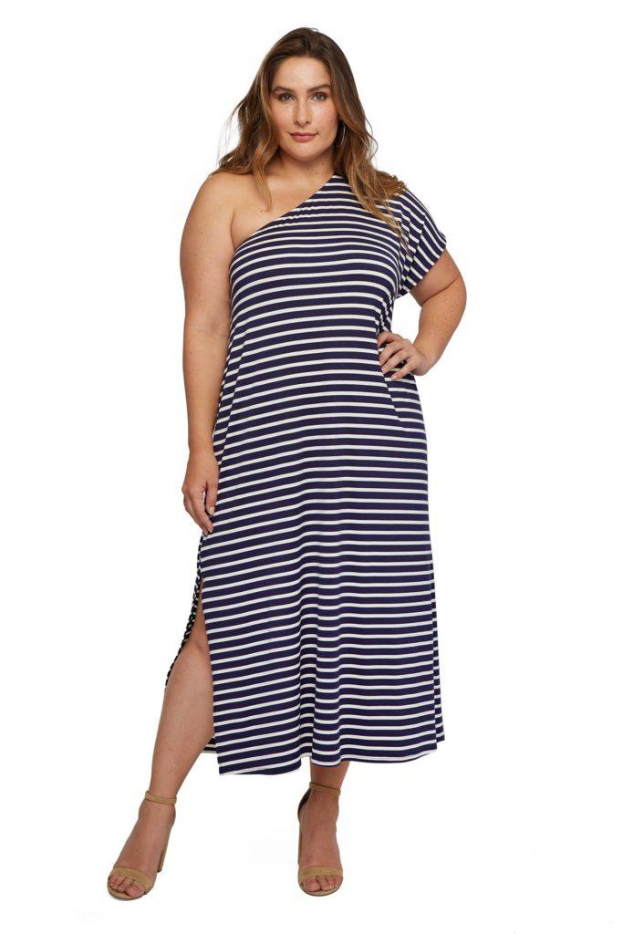 rachel pally mayuri dress jetset stripe