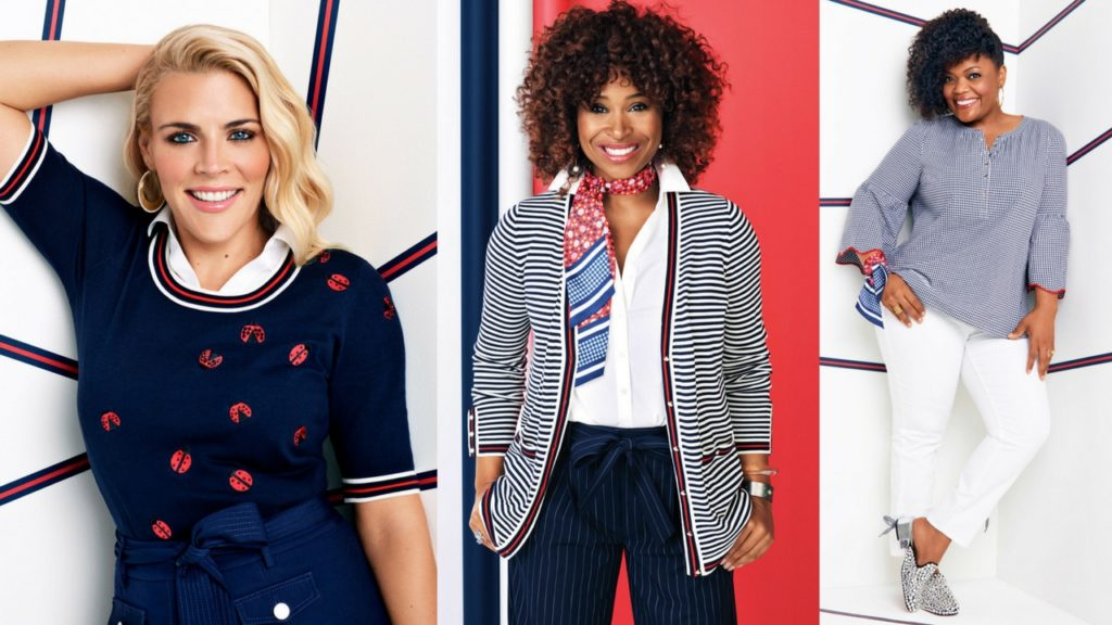 O, The Oprah Magazine Collection for Talbots 2018