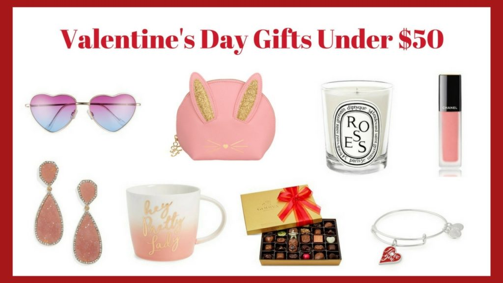 Valentine's Day Gifts Under $50