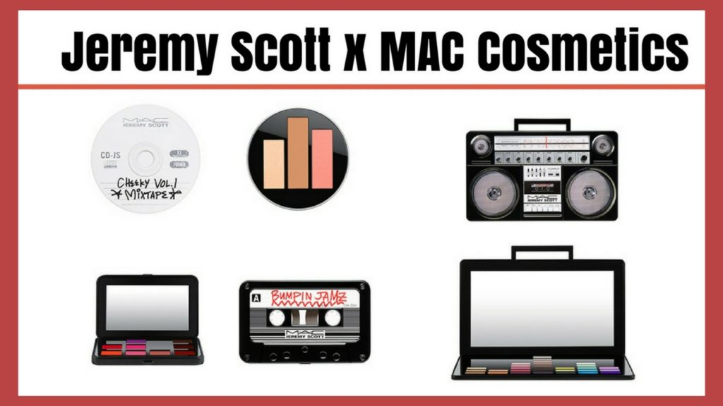 jeremy scott x mac cosmetics