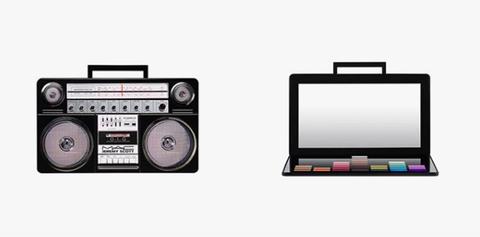 Jeremy Scott x MAC Cosmetics Boombox Eyeshadow Palette