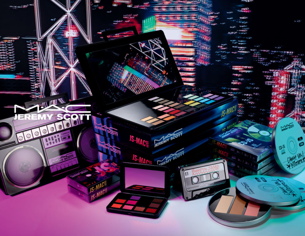 mac jeremy scott makeup collection