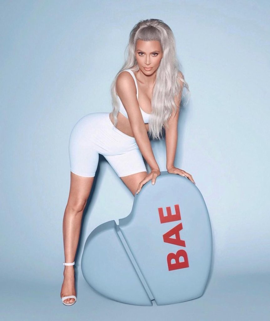 BAE Kimoji Heart Fragrance by Kim Kardashian and KKW Beauty