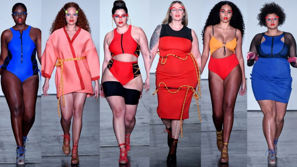 Chromat Ready-To-Wear Fall 2018 at NYFW