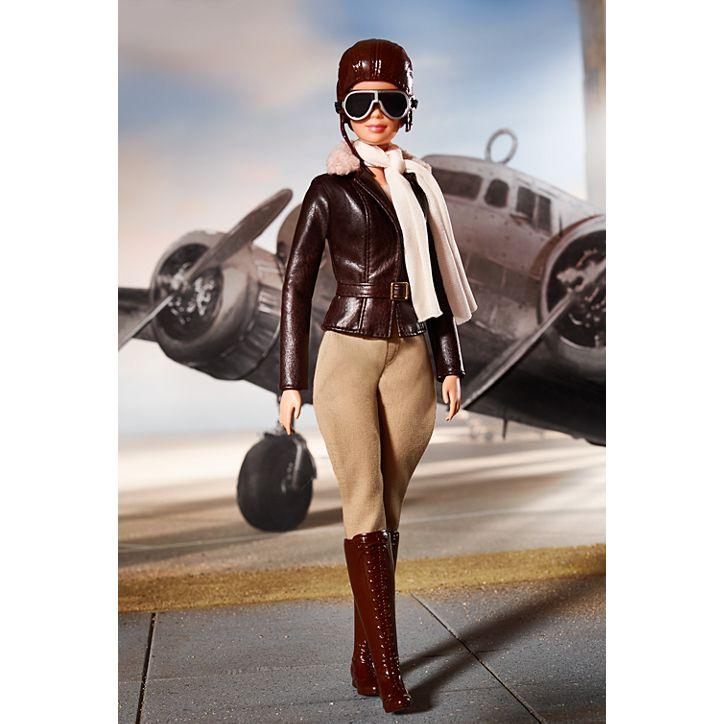 amelia earhart barbie doll