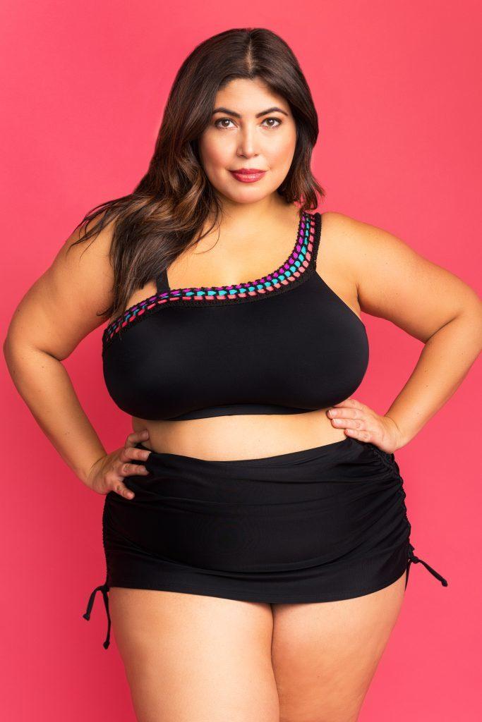 2fdff021a32b4 jessica milagros x boutique plus swimwear. Latina Plus Size Model ...
