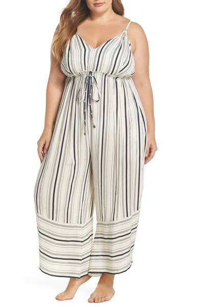 Faustine Cover-Up Jumpsuit MUCHE ET MUCHETTE plus size