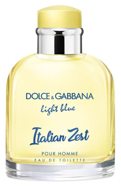 Dolce & Gabbana Light Blue Italian Zest