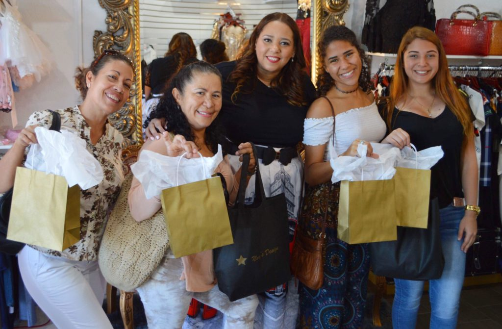 Sip & Shop Event At Nory's Design Boutique In Tampa Hosted by Fashion Blogger Farrah Estrella