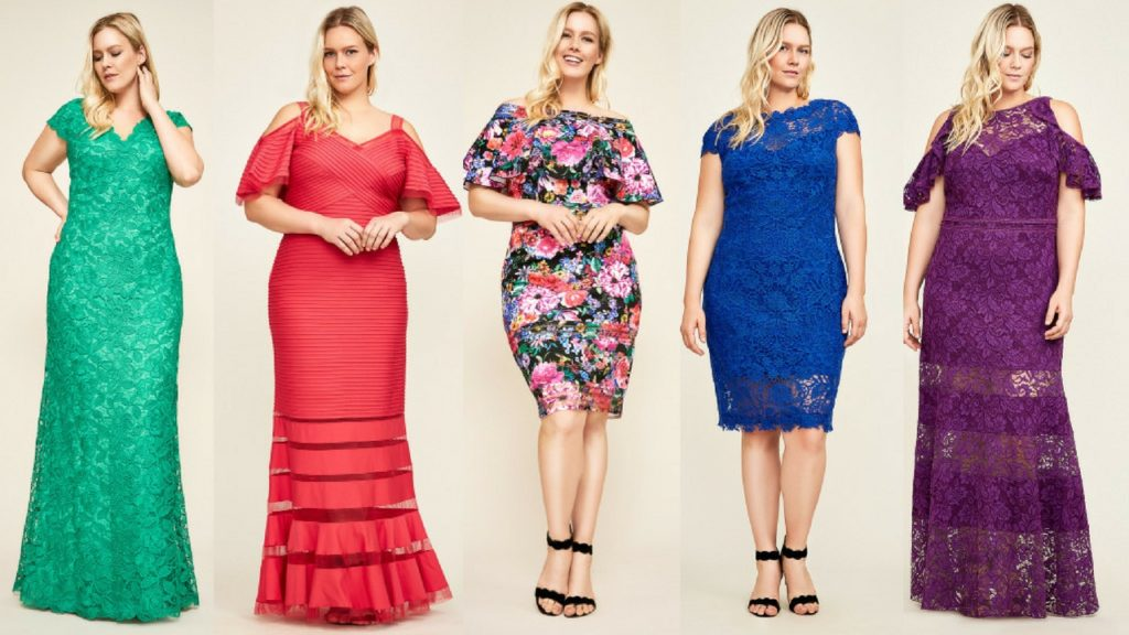 Tadashi Shoji Plus Size Spring 2018 Collection Estrella Fashion Report