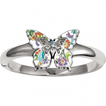 belle jardin hinged bangle
