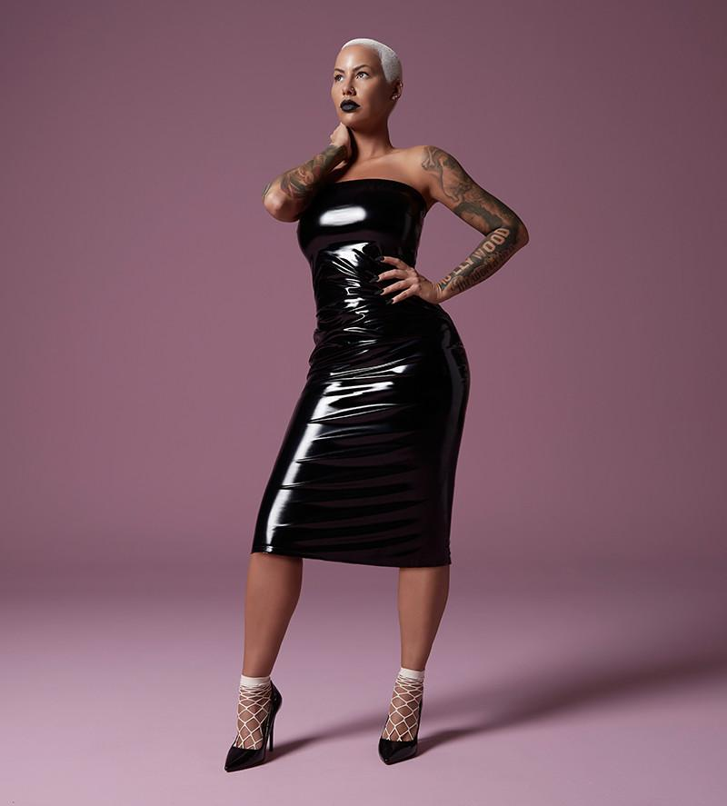 amber rose x simply be