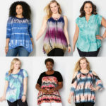 8 Plus Size Tie Dye Tops For Summer