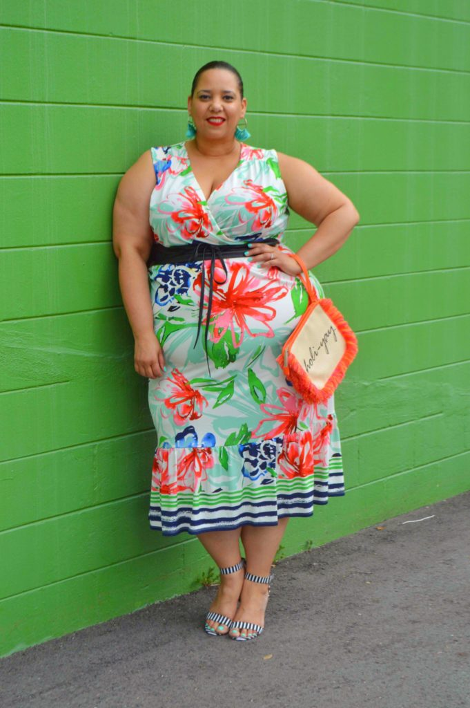 tampa plus size fashion blogger farrah estrella