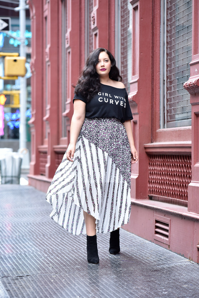 Girl With Curves x Lane Bryant