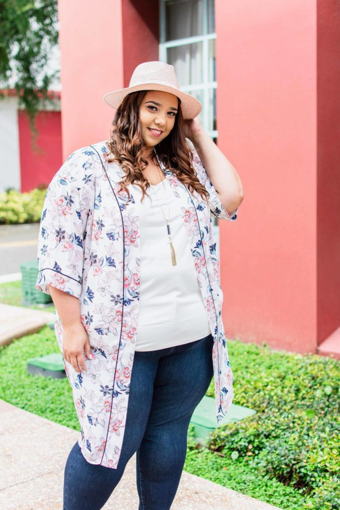 Dominican Fashion Blogger Farrah Estrella