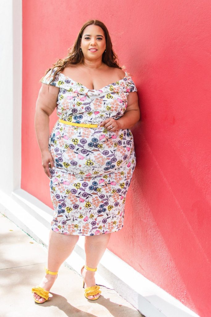 Fashion Blogger Farrah Estrella. Photo Credit Christina Jones Photo.