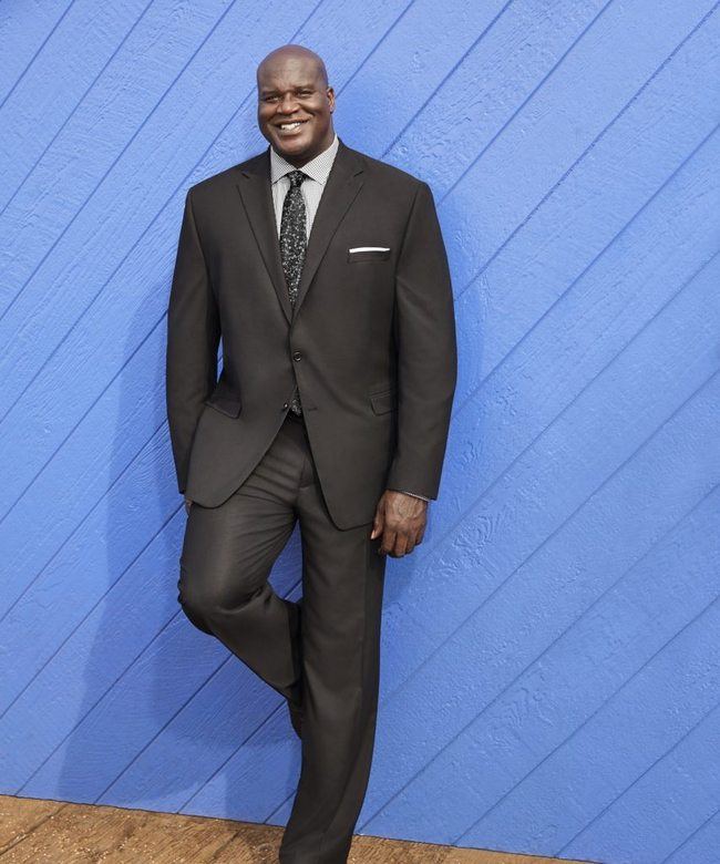 Big ad Tall Clothing line XLG by Shaquille O'Neal Exclusively at JCPenney