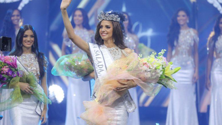 Aldy Bernard Bonilla Miss RD Universo 2018