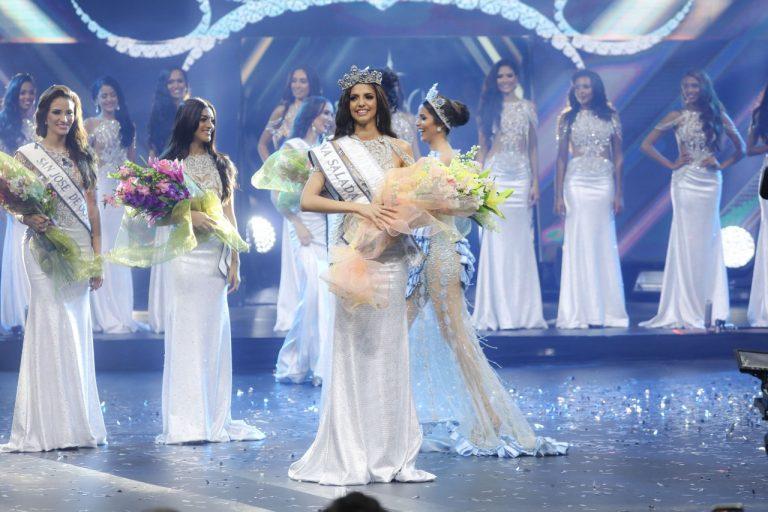 Aldy Bernard Bonilla Miss Dominican Republic Universe 2018