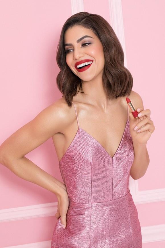 Lancôme x Camila Coelho L'Absolu Rouge Collection