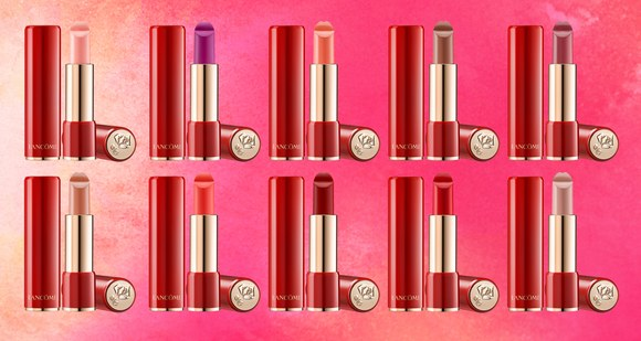 Camila Coelho x Lancome Lipstick Collection