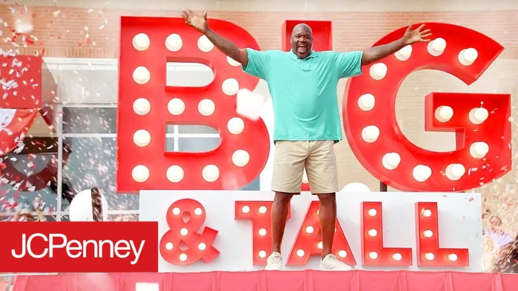 Big and Tall Menswear by Shaqille O'Neal only at JCPenney